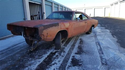 dodge charger project car general lee  reserve