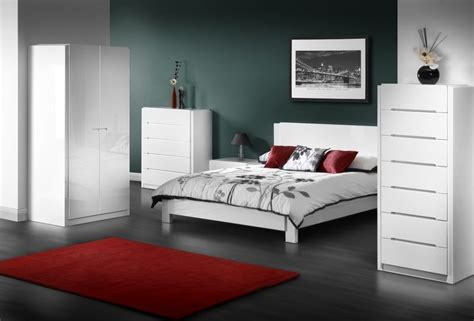 white gloss bedroom furniture white gloss bedroom furniture harmony white high gloss bedroom furniture range only 163 139 99