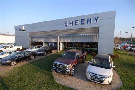 Sheehy Ford Lincoln of Richmond : Richmond, VA 23235 Car
