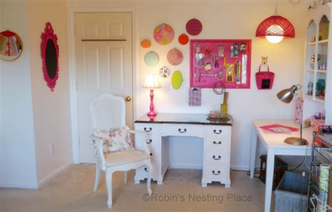 robins nesting place craft room on a budget - Robins Craft Room