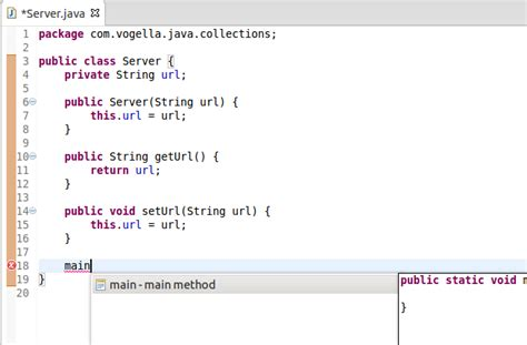how to declare string in java java collections tutorial