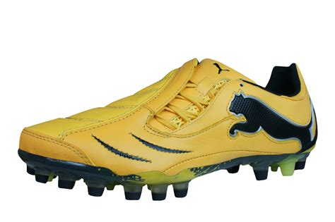 power football shoes powercat 1 10 synth grass mens leather football boots