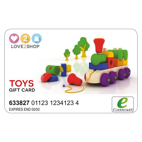 Love 2 Shop Gift Card - 163 100 love2shop toys gift card