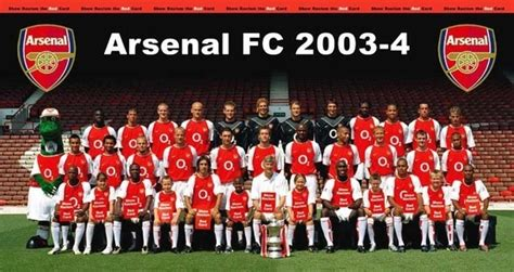 arsenal invincible team among these teams man united 1998 99 arsenal invincibles