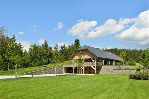 architects transform  year  slovenian hay barn