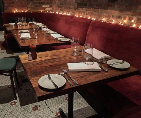table top bar ls longleaf lumber chestnut restaurant tables
