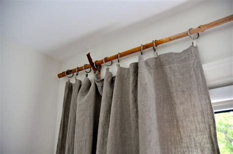 Design For Wood Curtain Rods Ideas 16 Creative Diy Curtain Rods Ideas