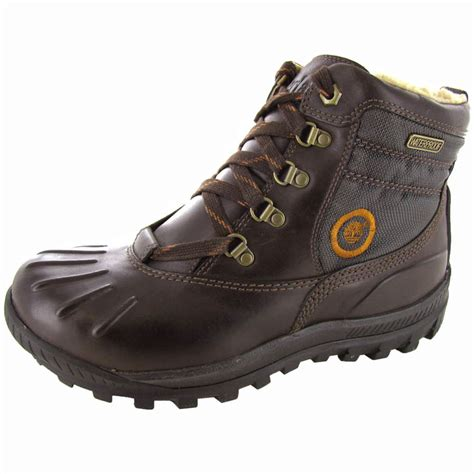 timberland womens earthkeepers mt duck boot shoe