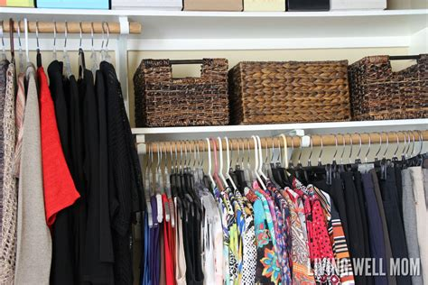 clothing organization 5 simple steps to organizing your clothes closet