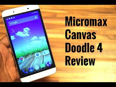 micromax canvas doodle ringtone free micromax canvas doodle 4 review gaming benchmarks
