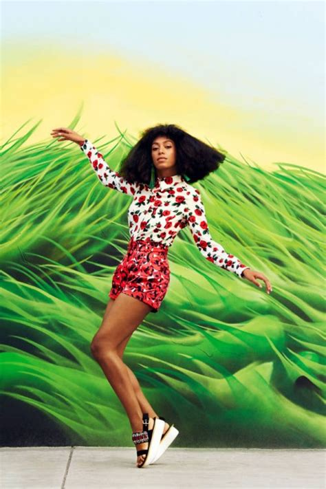 Fab Read Harpers Bazaar Great Style Best Ways To Update Your Look by Fab Editorial Solange Knowles For S Bazaar March