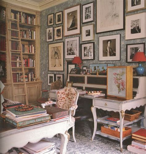 Study Decor Charlotte Moss Study Interiors Pinterest Spaces And