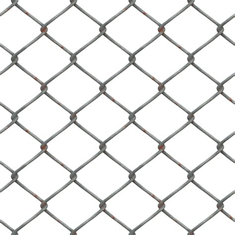 transparent fence metal fence png