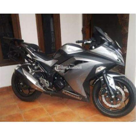 250 Fi Tahun 2013 motor kawasaki 250cc fi tahun 2013 warna grey