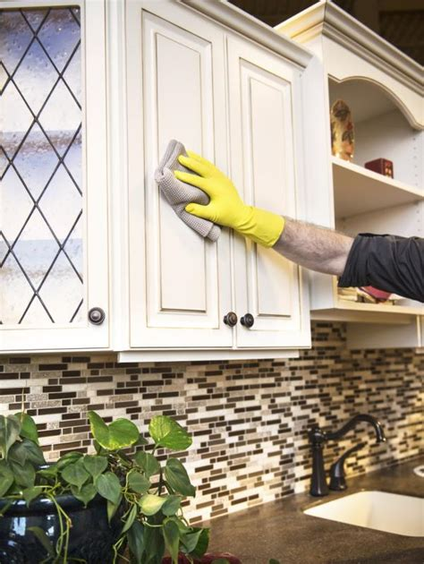 how to get smells out of wood cabinets how can i get old kitchen cabinets to stop smelling old