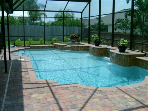 Swimming Pool Designs Florida Pools By Design Your Pool Builder In Kissimmee Fl