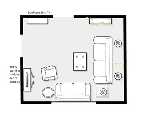 floor plan couch furniture layout help game plan