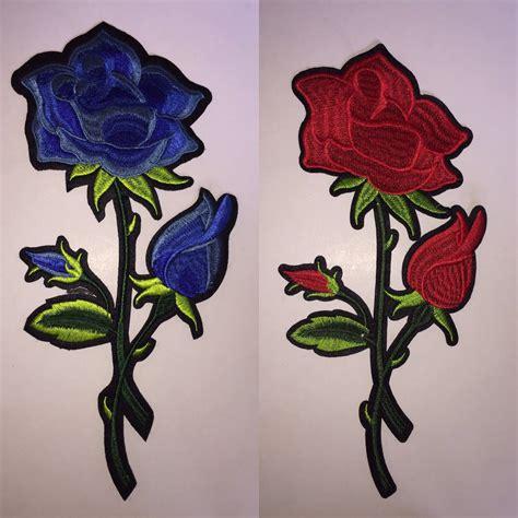 apliques y parches para ropa parches florales apliques rosas bordadas para ropa flores