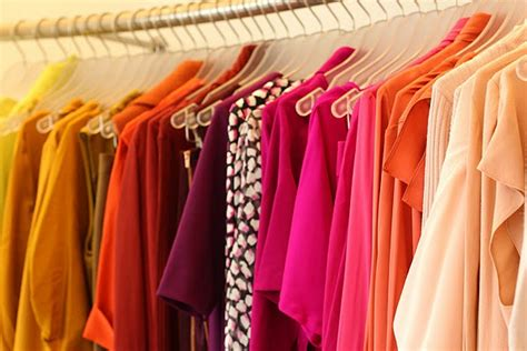Color Organized Closet by 9 Uncomplicated Tips For Organizing Your Small Condo Closet