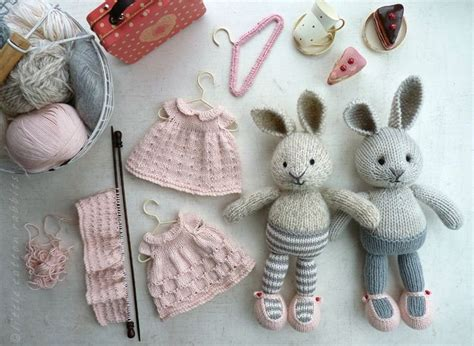 knit animals best 25 knitted stuffed animals ideas on