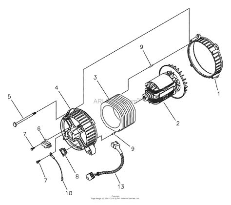 brush alternator wiring diagram brush motorcycle wire