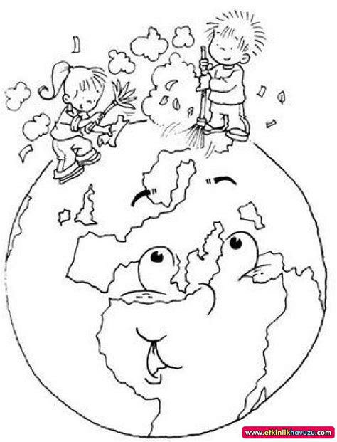 earth day coloring pages for kindergarten world earth day printable coloring pages for preschool
