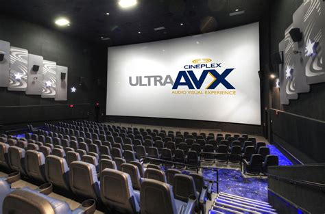 cineplex investor relations ultraavx review quot the next level of cinema quot