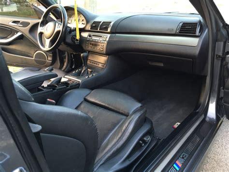 repair anti lock braking 2002 bmw m3 seat position control 2002 bmw m3 clean title charcoal grey manual ac forged wheels