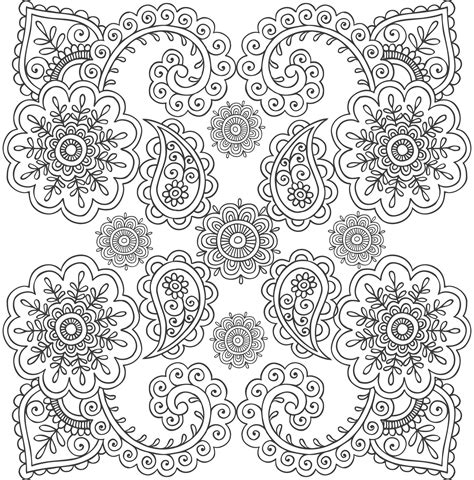 coloring pages stress free anti stress book coloring pages