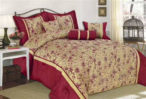 rose comforter set queen 7pcs queen dahlia brown and rose bedding comforter set ebay