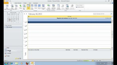 remove doodle calendar from outlook how to delete outlook 2010 calendar entries