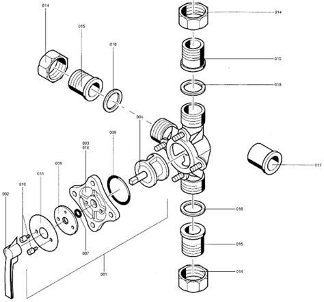 Mischer Heizung Funktion by Spezial Heizungsmischer 3 R1 2 7338213 L 246 Bbe Gmbh