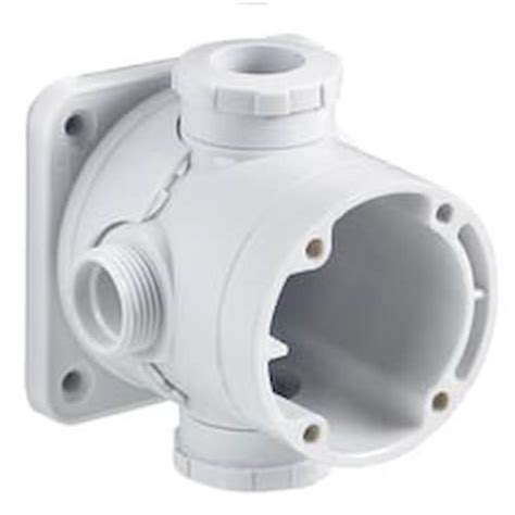 aqualisa white body assembly thermostatic