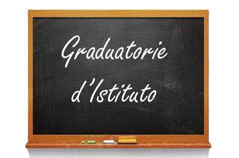 graduatoria interna docenti graduatorie interne docenti e ata