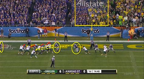 swinging gate offense playbook oregon special teams analysis swinging what fishduck