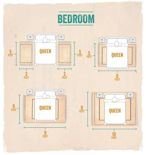 rug size for bedroom 25 best ideas about rug under bed on pinterest bedroom