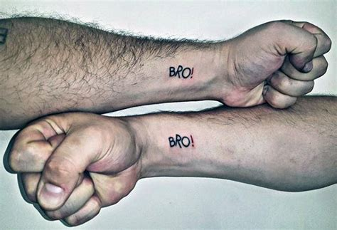 brother tattoos for men 60 tattoos for masculine design ideas
