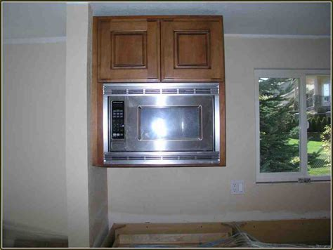 Cabinet Mount For by Cabinet Microwave Mounting Kit Home Furniture Design