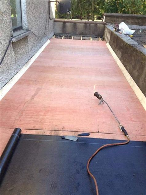 Garage Blackrock by Felt Roofs Blackrock Installation Repairs Garage