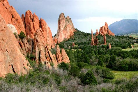 Garden Of The Gods Usa Colorado Springs Garden Of The Gods Activities Colorado