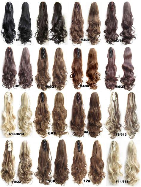 Jual Wig Rambut Palsu Top Quality wig rambut palsu model wavy 55 cm m2 30 brown