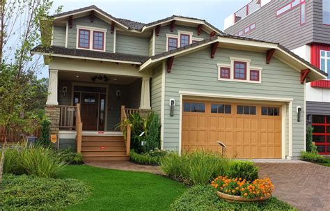 Ppg House Paint by Olympic Premium Exterior Satin Paint With Dirtguard Siding