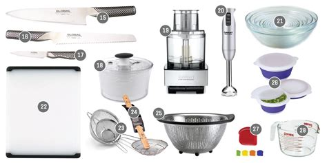 basic kitchen essentials create a functional kitchen essential cookware and tools