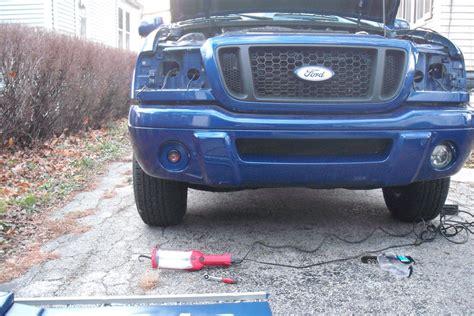 ford ranger fog lights fog light options ranger forums the ford