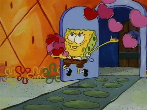 spongebob valentines day episode spongebob valentines day thin