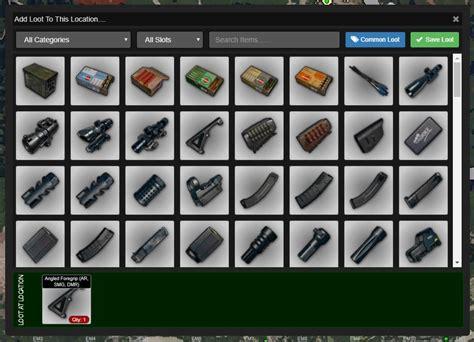 pubg items pubg map development log
