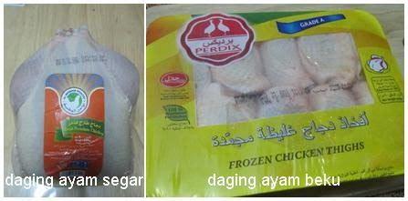 Freezer Daging Ayam tips memilih dan memasak daging ayam welcome to my kitchen