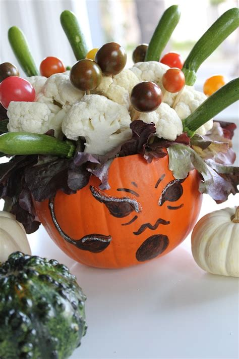 edible table centerpieces edible pumpkin centerpieces for your table diy