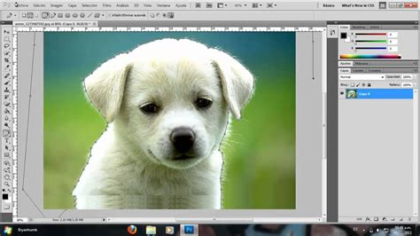 imagenes hechas con el photoshop cs5 hd youtube en recortar imagenes con photoshop hd youtube