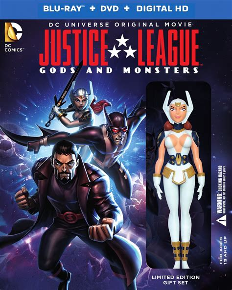 movie reviews justice league gods and monsters justice league gods and monsters dvd release date july 28